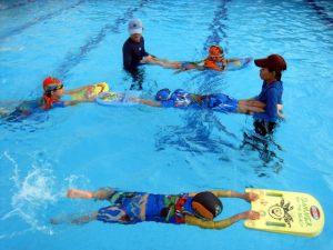 เรียนว่ายน้ำ